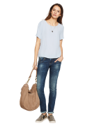 LTB, Dames Jeans 'Molly', blauw