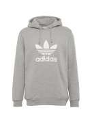 ADIDAS ORIGINALS, Heren Sweatshirt 'TREFOIL WARM-UP HOODIE', grijs gem...