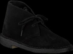 Clarks Bottines à lacets DESERT BOOT DAMES en noir