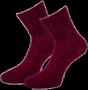 Marcmarcs Chaussettes ALEXIA en rouge