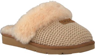 UGG Chaussons COZY KNIT SLIPPER en beige