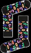 Happy Socks Chaussettes POOL PARTY en noir