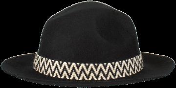 Nikkie Chapeau MOTOR WESTERN HAT en noir