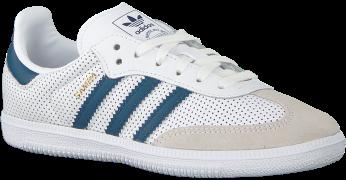 Adidas Baskets SAMBA OG C en blanc