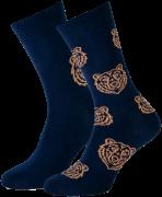 Marcmarcs Chaussettes DIMITRI en bleu