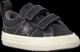 Converse Baskets ONE STAR 2V OX en noir