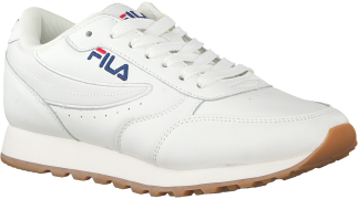 Fila Baskets ORBIT JOGGER LOW KIDS en blanc