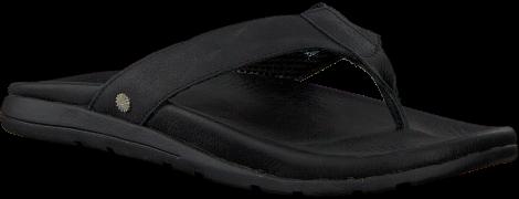 Black UGG shoe TENOCH LUXE