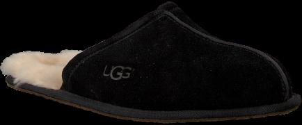 UGG Chaussons SCUFF en noir