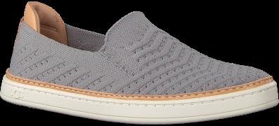 UGG Chaussures à enfiler SAMMY CHEVRON en gris