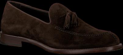 MAZZELTov Loafers 9524 en marron