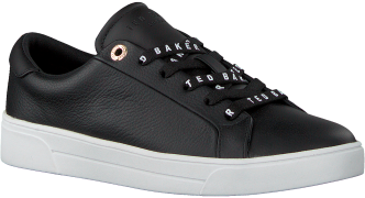 Ted Baker Baskets basses 242193 en noir