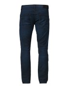 JACK & JONES, Heren Jeans 'Tim', blauw denim