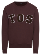 Tiger Of Sweden, Heren Sweatshirt 'HUBERTZ PR', bordeaux